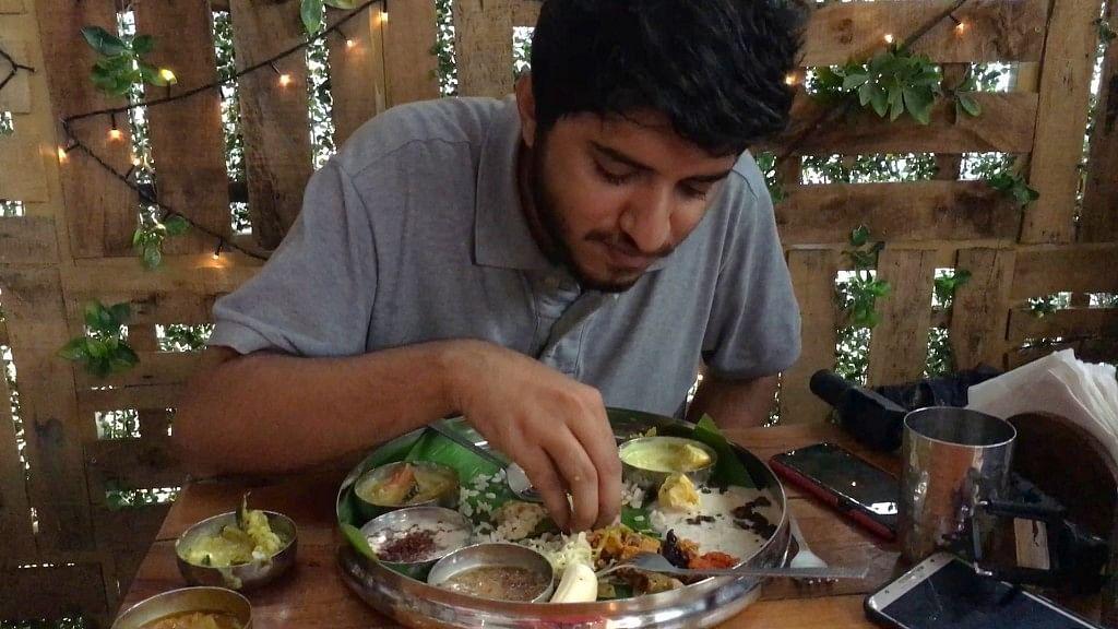 Eating the Onam Sadya at this Mumbai Restaurant For a Cause