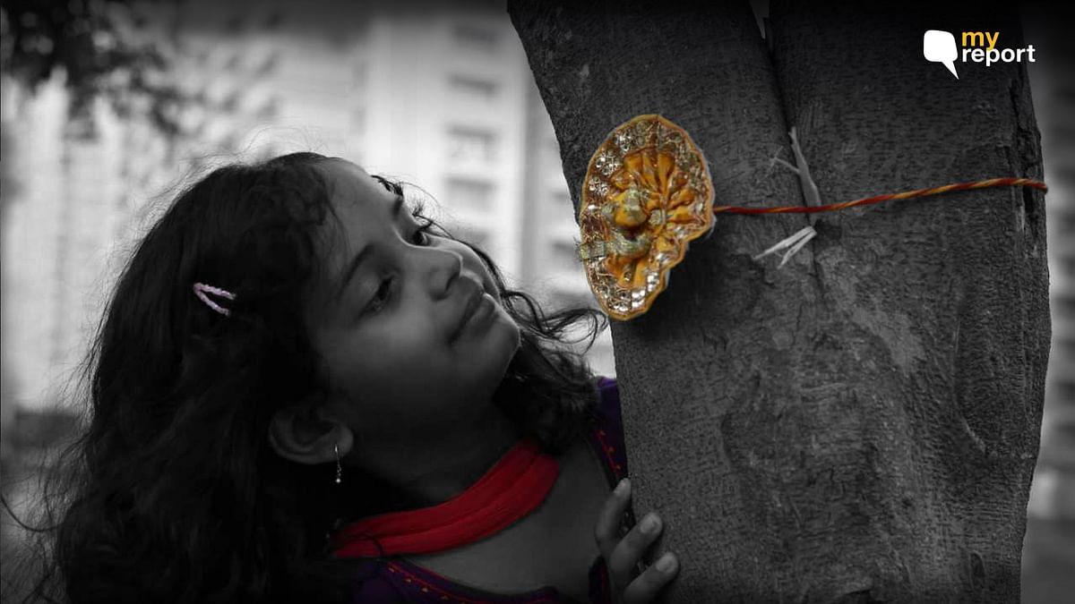 This Raksha Bandhan, Let's Promise to Save Trees