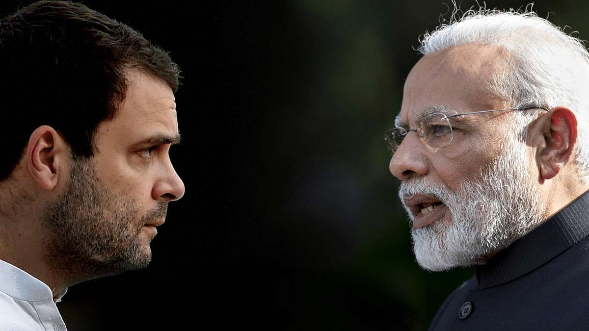 Jaitley's Boss Scared to Face People: Rahul Raps Modi Over  Rafale