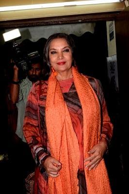 Shabana Azmi. (Photo: IANS)