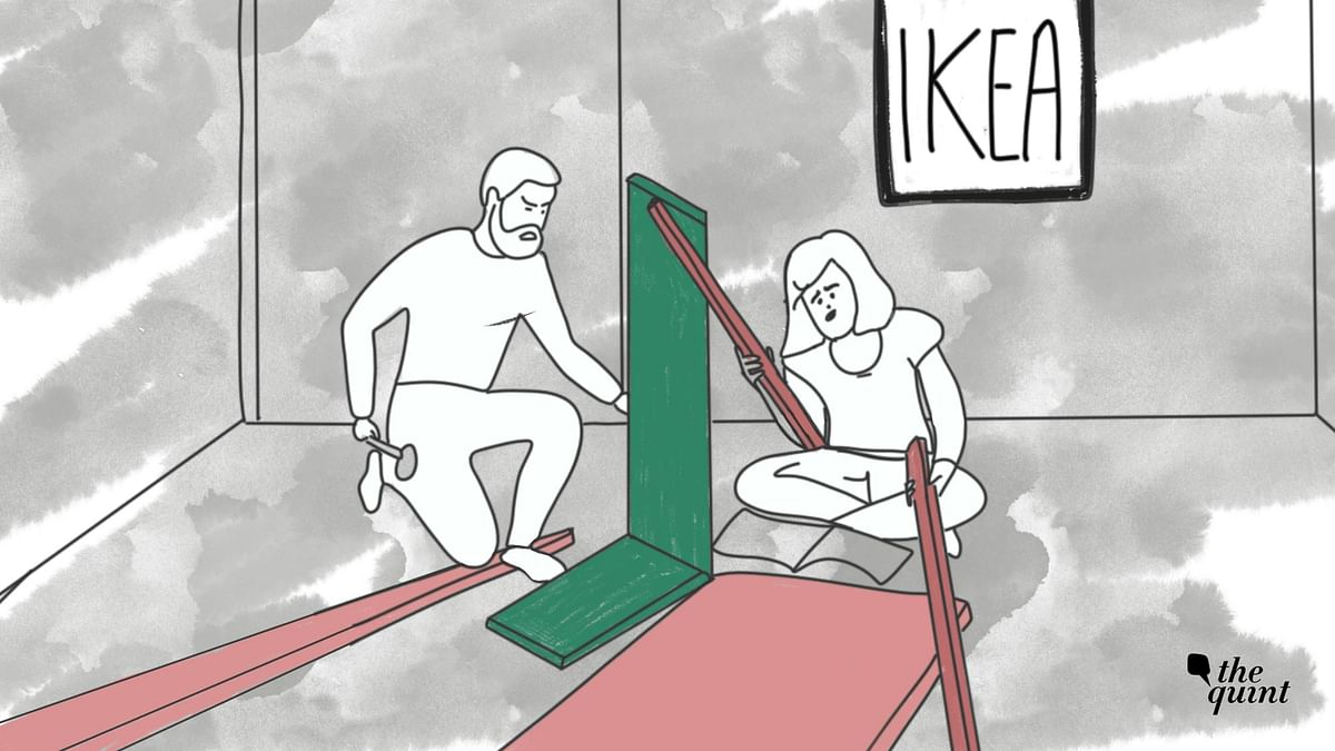 Dear Couples, IKEA Might Send You to Therapy — But It's Worth It