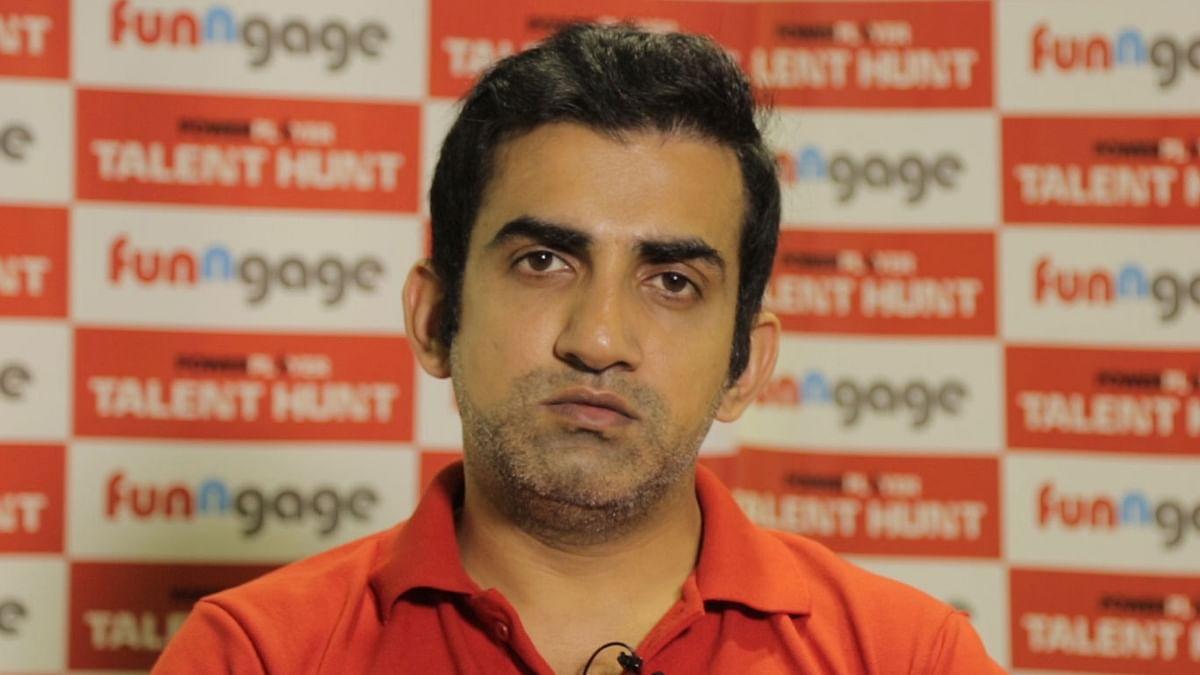 DDCA Officials Want Gautam Gambhir to Take Over as President