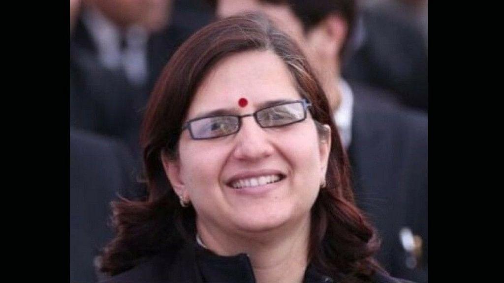 Sindhu Sharma Becomes J&K High Court's First Woman Judge