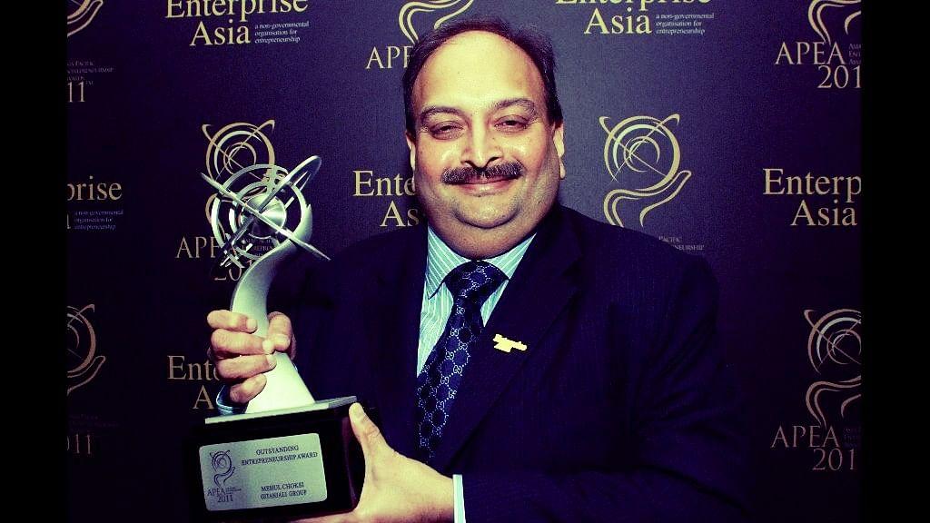 Mehul Choksi, Chairman, Gitanjali Group