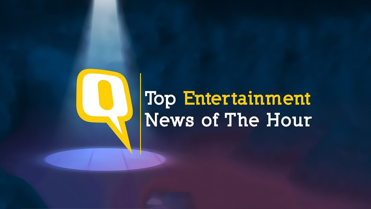 Catch all the latest entertainment news updates of the day here.