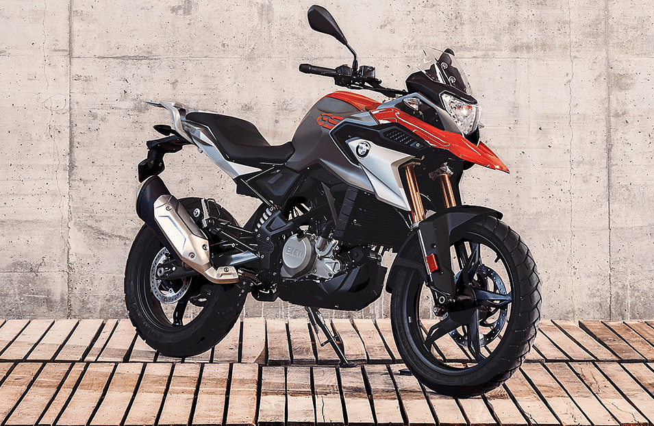 The BMW G 310 GS is probably the only bike of its kind in its price segment at the moment.