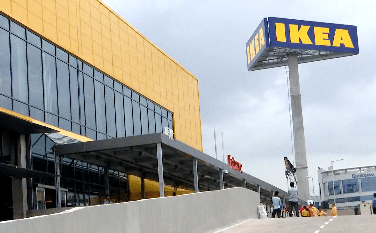 Swedish furniture maker IKEA launches its first Indian outlet in Hyderabad on 9 August.