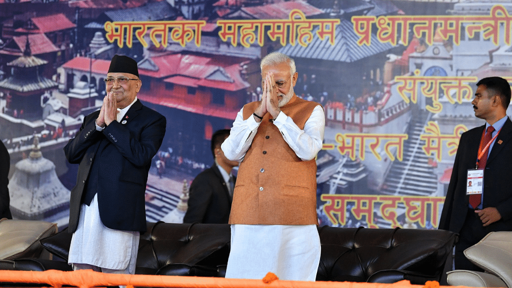 PM Modi in Nepal: BIMSTEC Nations Push for Connectivity, Peace