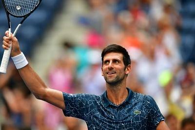 Novak Djokovic of Serbia. (File Photo: Xinhua/Wang Ying/IANS)