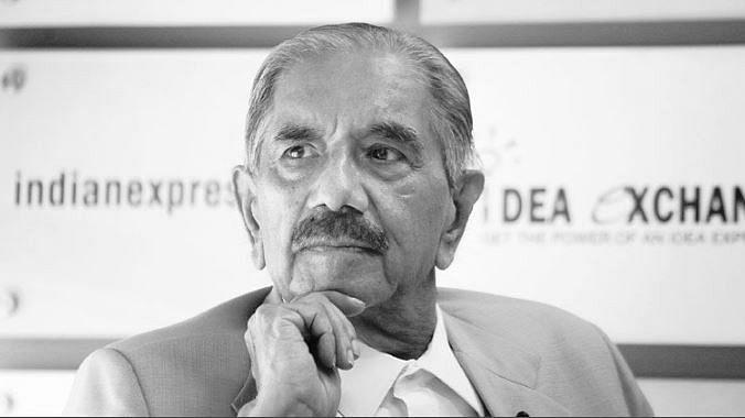 RK Dhawan passes away at 81.