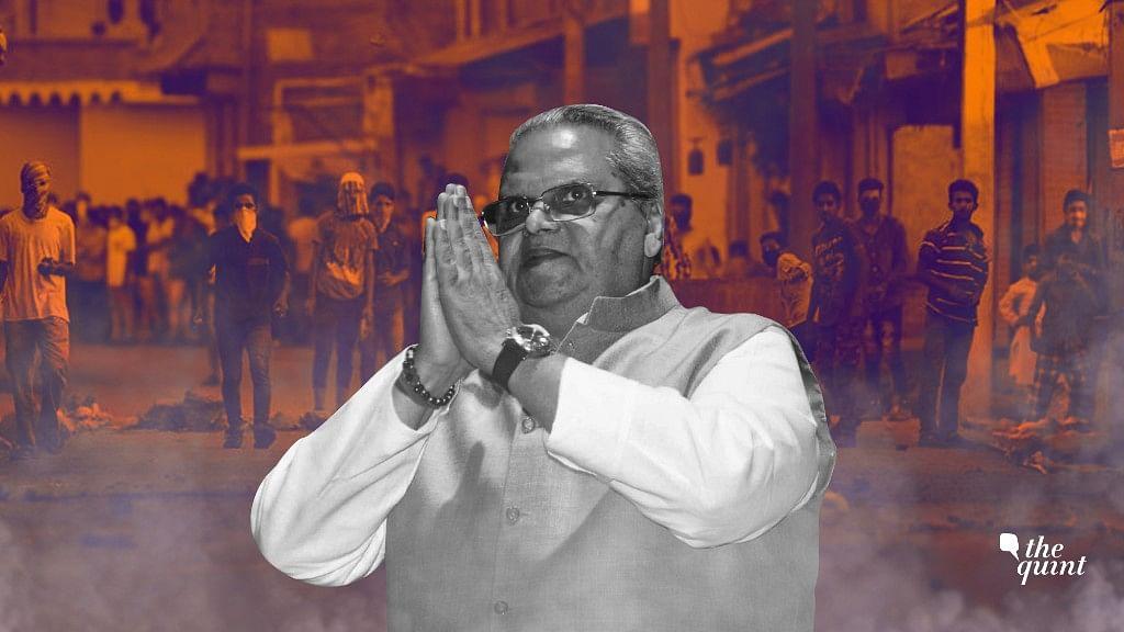 6 Reasons Why J&K Governor Satya Pal Malik Faces an Uphill Battle