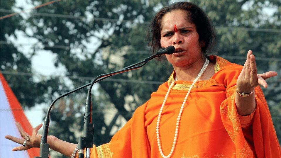 'Marry Hindus To Escape Halala': Sadhvi Prachi to Muslim Women