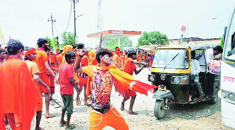 The Supreme Court (SC) on Friday, 10 August ordered strict action against those taking law in their hands during the Kanwar Yatra, ANI reported.