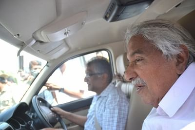 Former Keralan Chief Minister Oommen Chandy. (Photo: IANS)