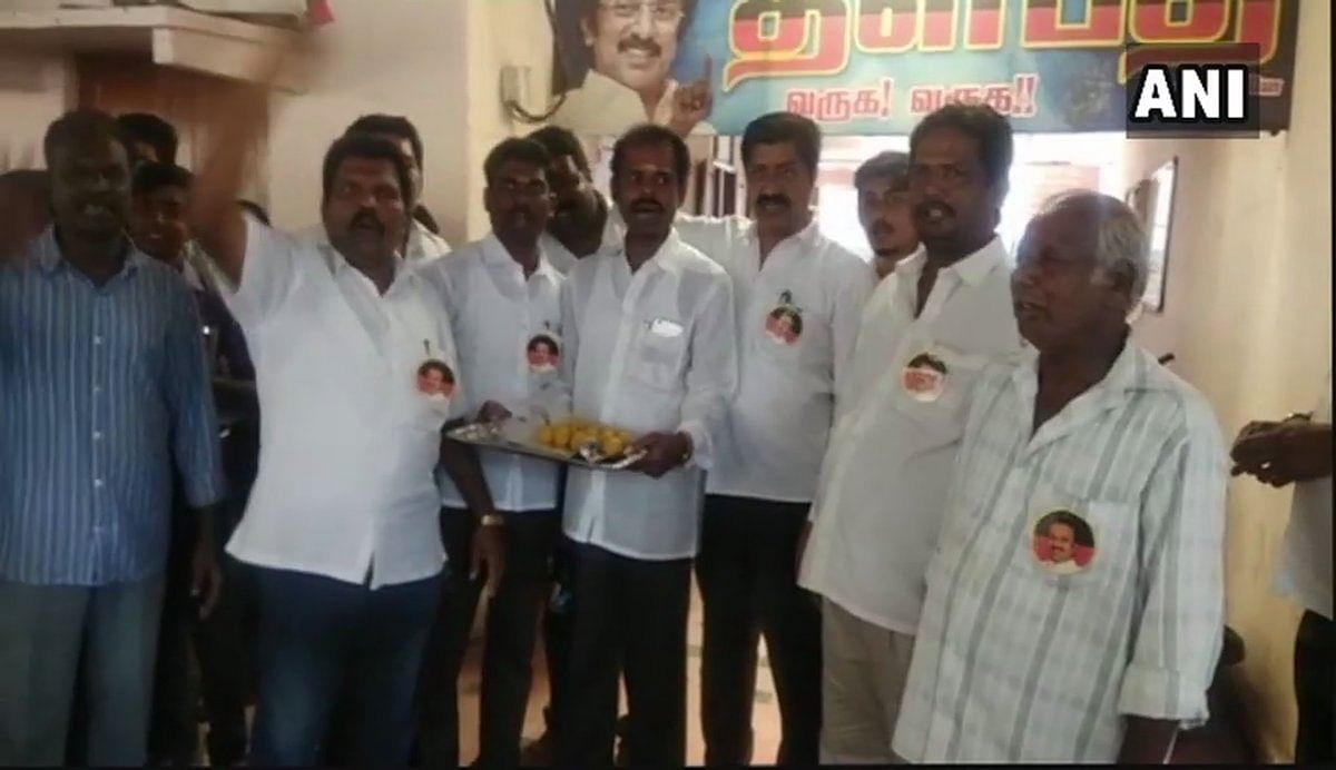 DMK cadres rejoiced as Stalin was coronated as the second party president