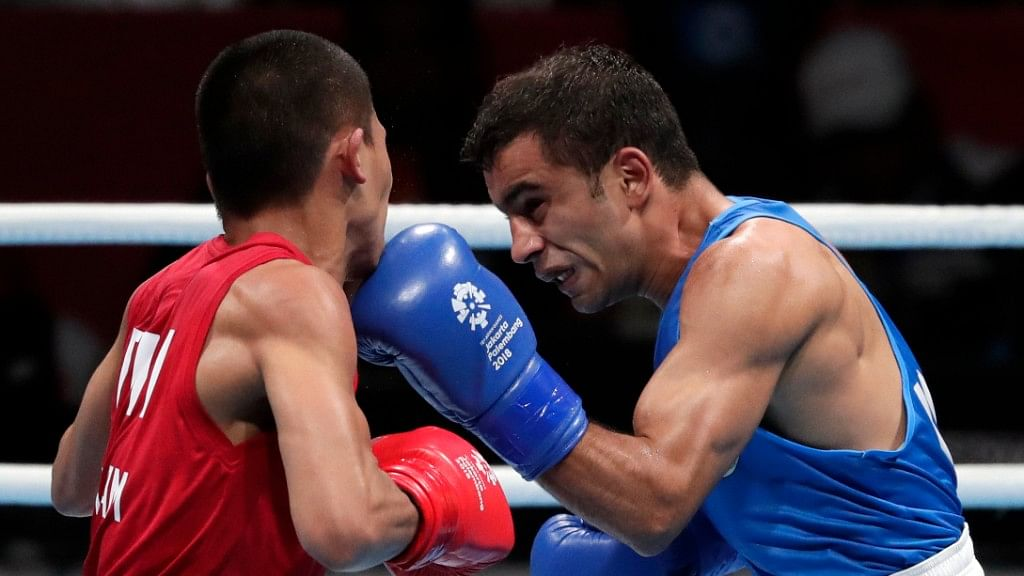 Amit Panghal Lone Indian Boxer at Asiad, Enters Gold Medal Match