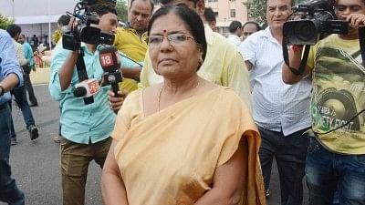 Muzaffarpur Scandal: Manju Verma, Husband Booked Under Arms Act