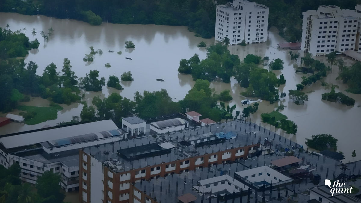 Let's Help Rebuild Kerala – Donate Now