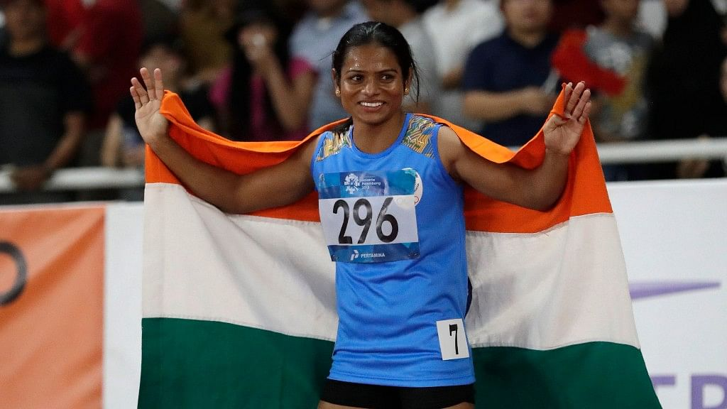 Dutee Chand's Journey From Fighting Regulations to Asiad Silvers