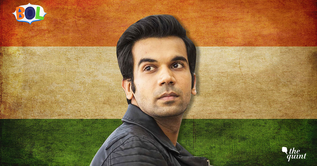 """'Freedom is to Speak My Heart Out,"""" Says Actor Rajkummar ..."""