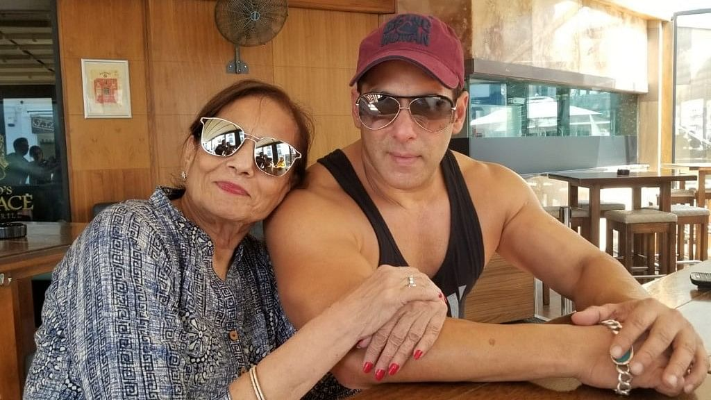 The NY Resolution that Salman Khan's Mother Wants Him to Achieve