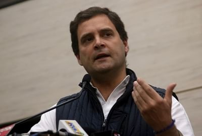 Bullet train ticket will be costlier than airplane's: Rahul