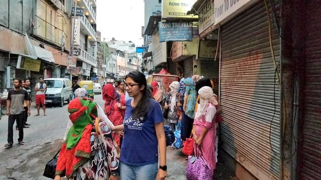 DCW Busts 2 Sex Trafficking Gangs in a Week, 39 Nepali Women Saved