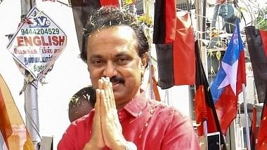 The DMK chief urged all sections of people to voluntarily support the bandh to 'teach the BJP government a fitting lesson'.