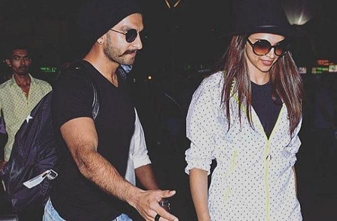 Ranveer Singh and Deepika Padukone have been dating for a while now and reportedly going to marry on November 20, 2018.