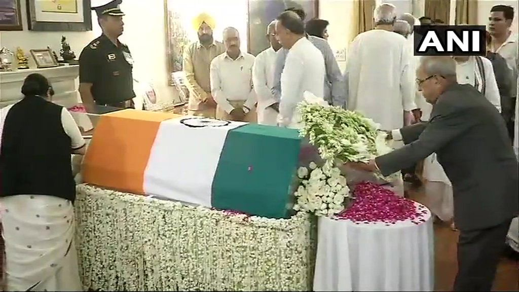 Vajpayee's Void Can Never be Filled: PM Modi Pays Last Tribute