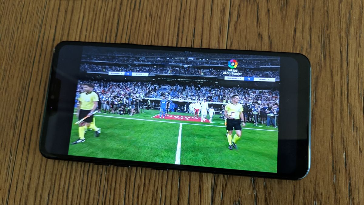 Ready to ditch the TV for mobile with La Liga?