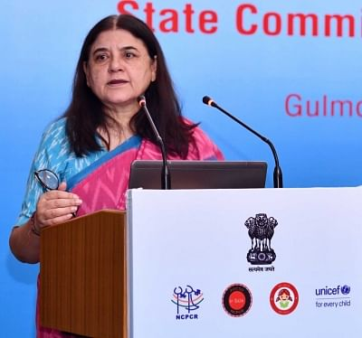 Maneka wants rehab plan formed for child sex work victims