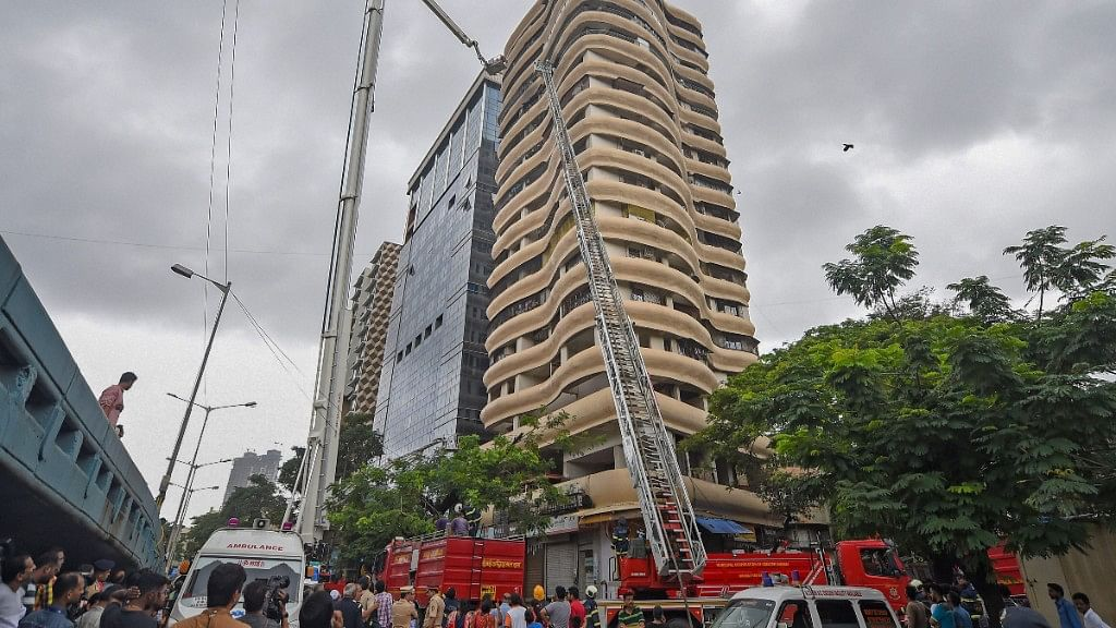 Mumbai Fire: Builder, Flat Owners Ignored BMC Warnings