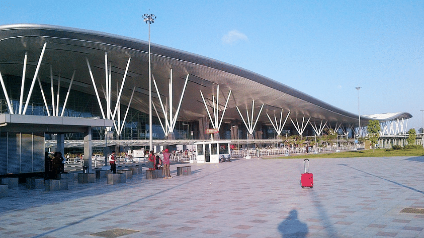Kempegowda International Airport. Image used for representational purposes only.