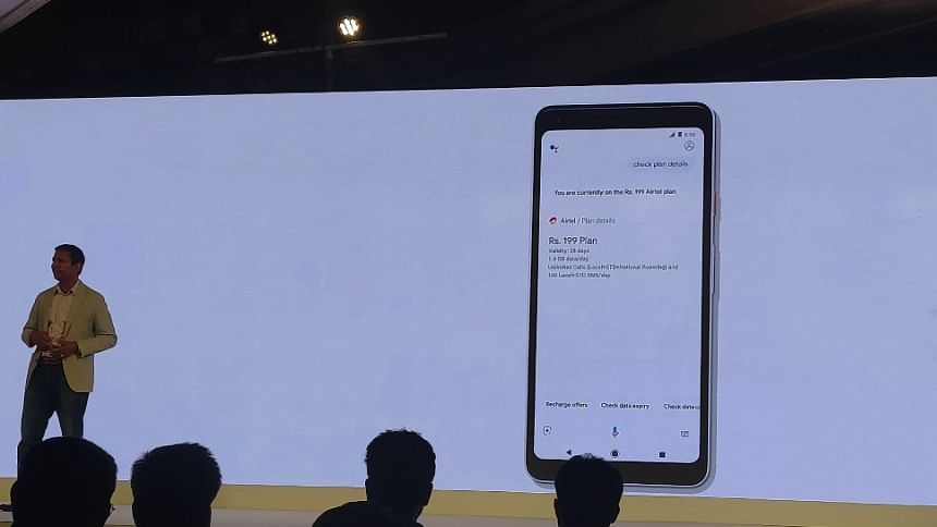 Google is adding utility features to Google Assistant for India.