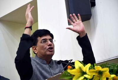 Former Union Finance Minister Piyush Goyal. (Photo: IANS)