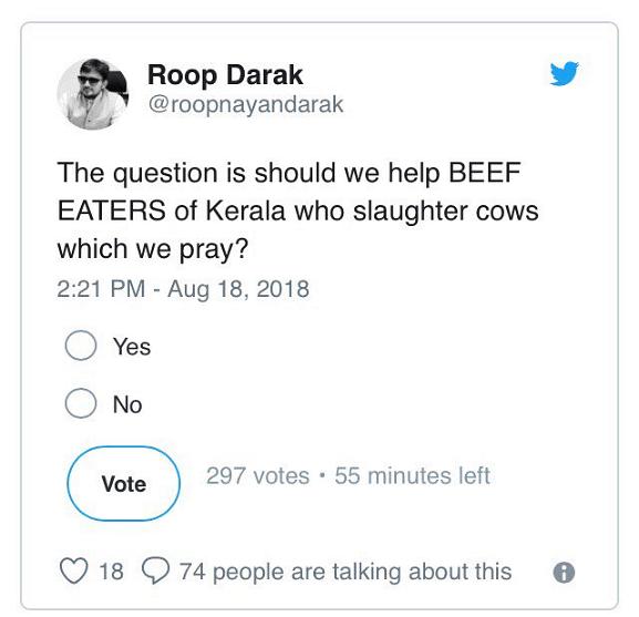 Blaming Women & Beef for Kerala Floods?! You Must Be Kidding