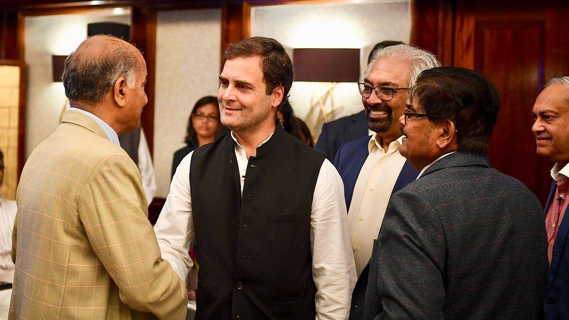 Rahul Gandhi Attacks Modi Govt on Rafale Deal in London Address