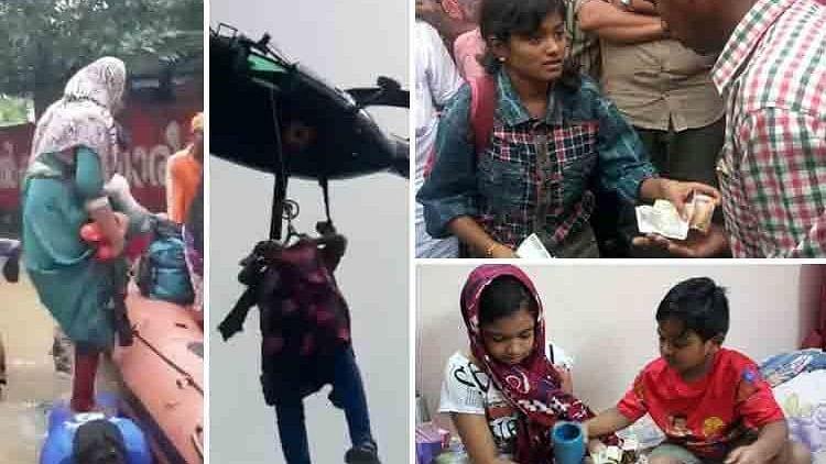Heroes Kerala Deserves: Those Who Shone During Kerala Floods