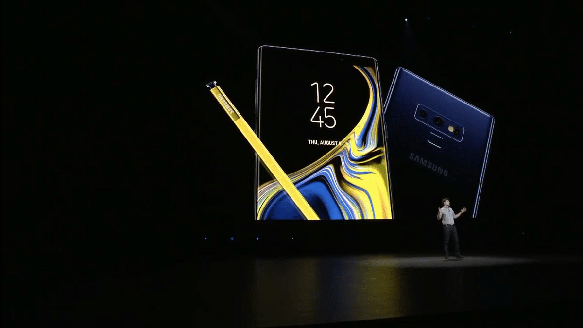 Samsung Galaxy Note 9  Prices in India Start at Rs 67,900