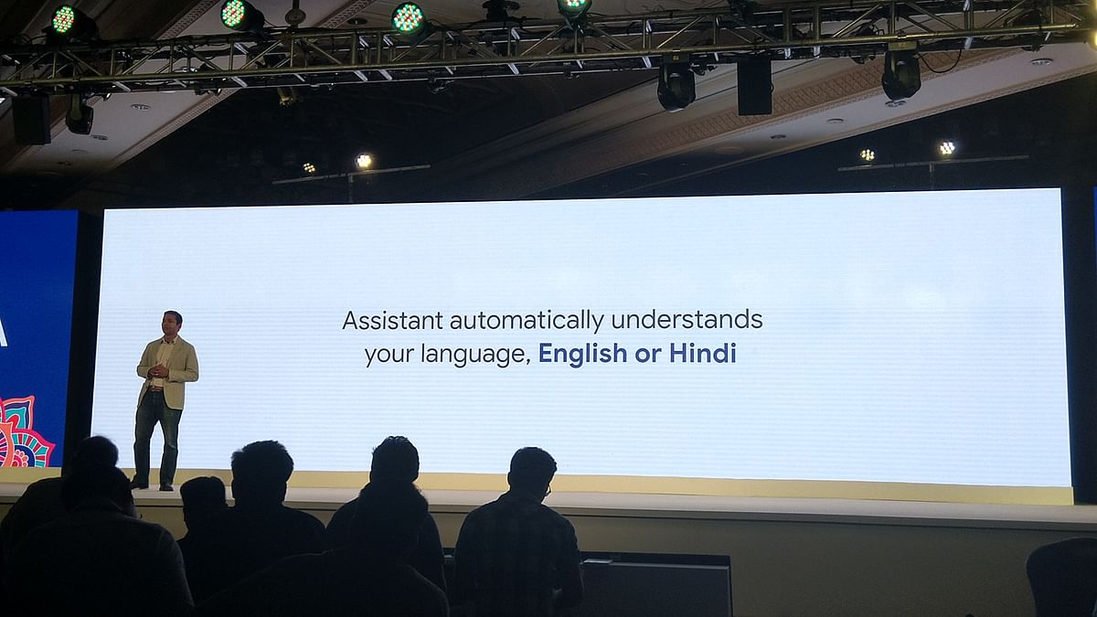 Google is making Assistant conversational in vernacular languages.