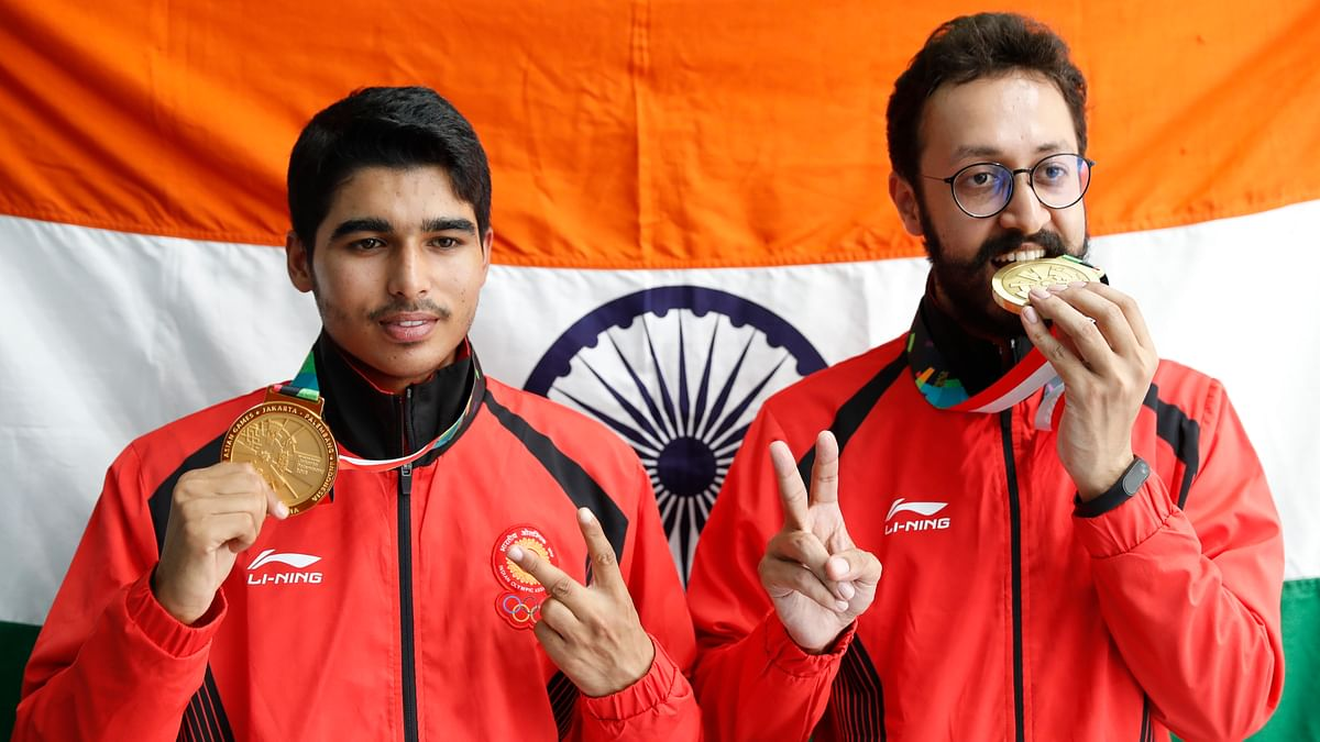 Day 3, Asian Games: 16 & 37-Year-Old Bag Gold and Silver for India
