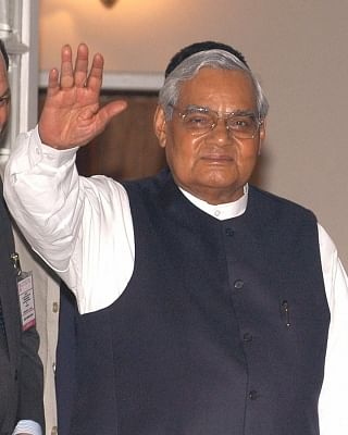 Former Prime Minister Atal Bihari Vajpayee. (File Photo: IANS)