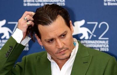 Actor Johnny Depp. (File Photo: IANS)