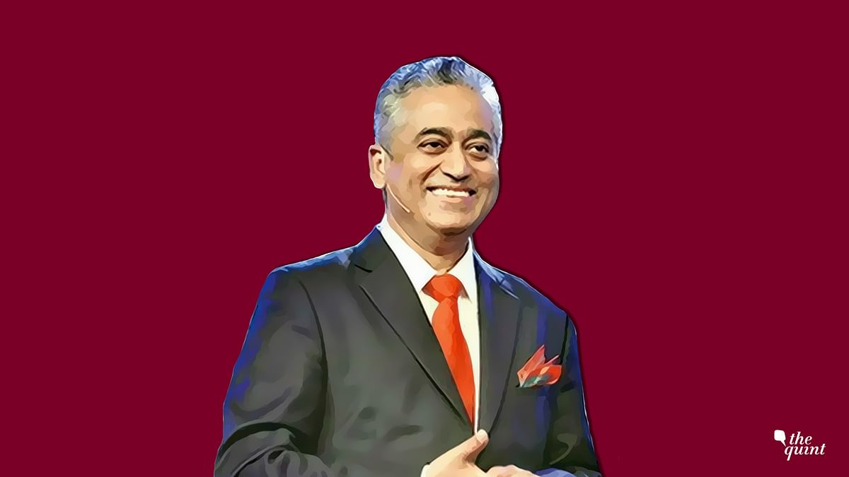 Rajdeep Sardesai, consulting editor of India Today