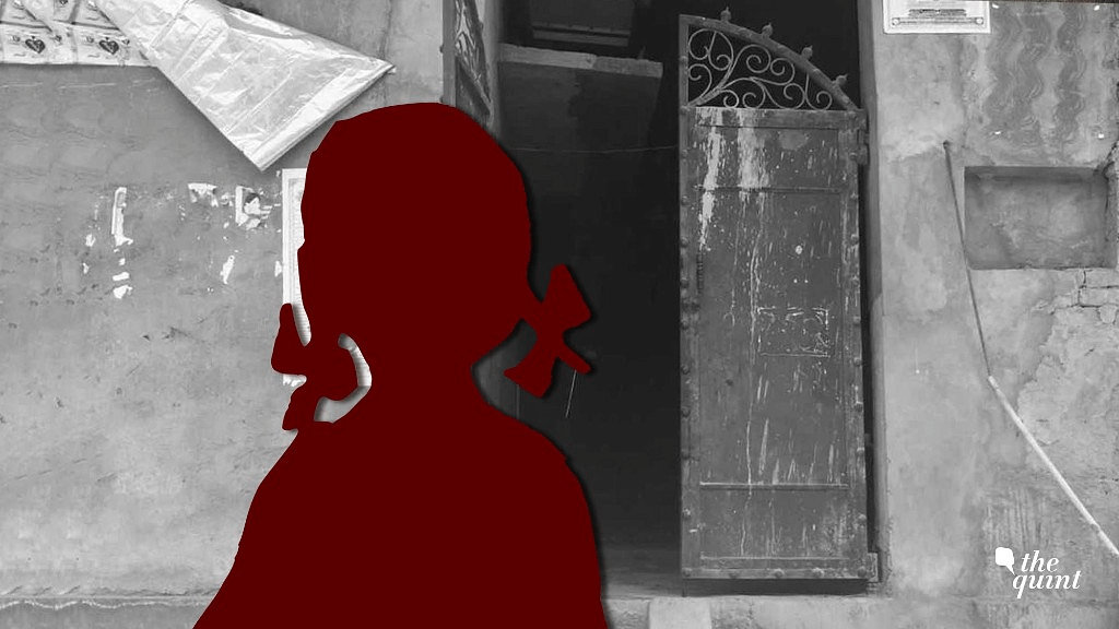 The two men, Irfan and Asif, raped and attempted to murder a seven-year-old girl by slitting her throat in Mandsaur, MP, on the evening of 26 June.