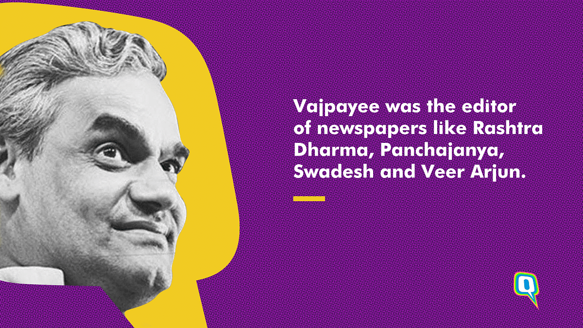 Seven Lesser-Known Facts About Atal Bihari Vajpayee for Gen Z