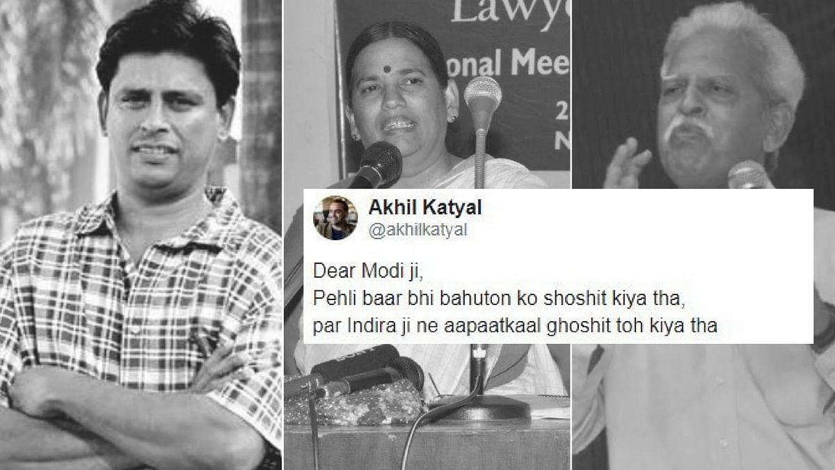#NoMoreFakeCharges: Uproar About Crackdown on Activists Continues