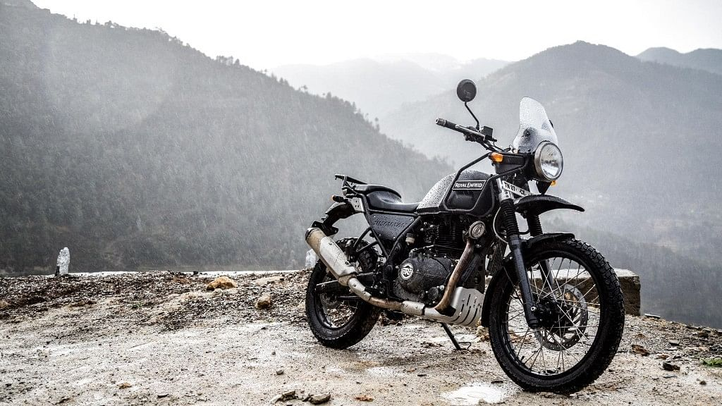 Royal Enfield Himalayan. The cheapest Adventure Tourer in the market today. Image used for representation.