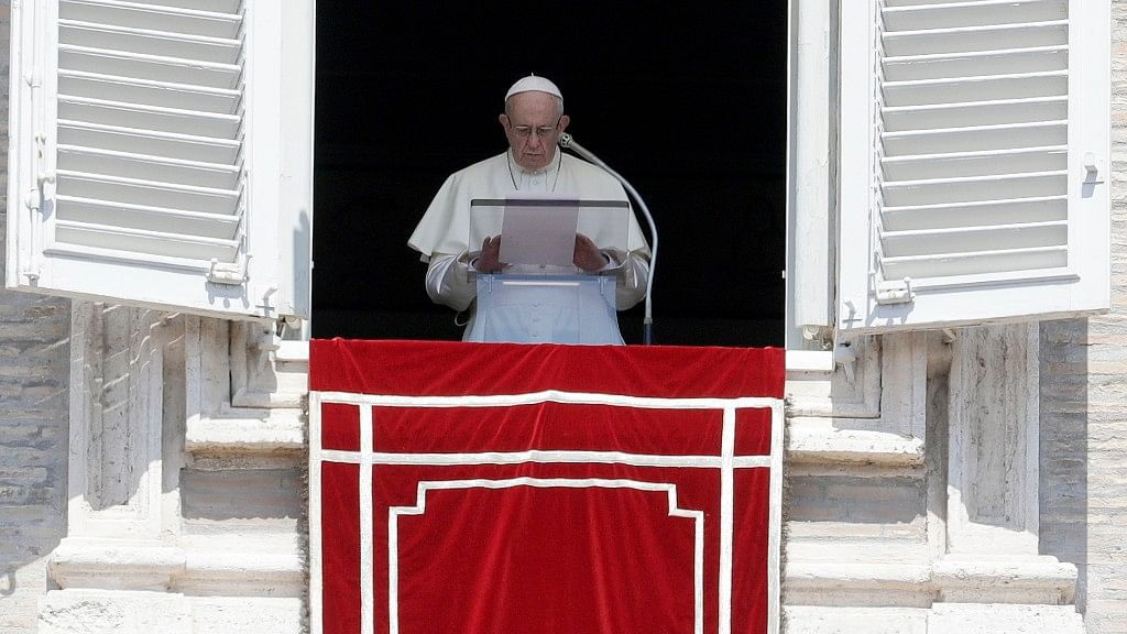 Scandals Have Outraged and Driven People Away, Admits Pope Francis